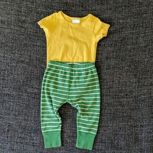 Hanna Andersson baby set